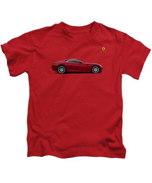 Ferrari 599 Gtb Kids T-Shirt