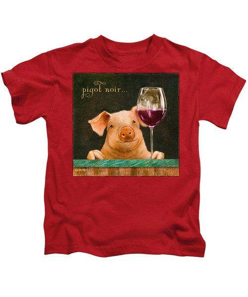 Pigot Noir... Kids T-Shirt