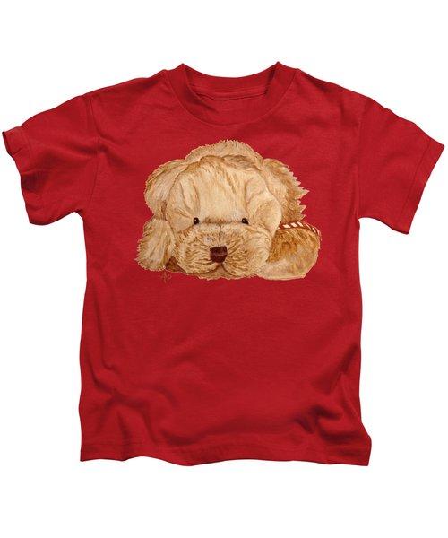 Puppy Dog Kids T-Shirt