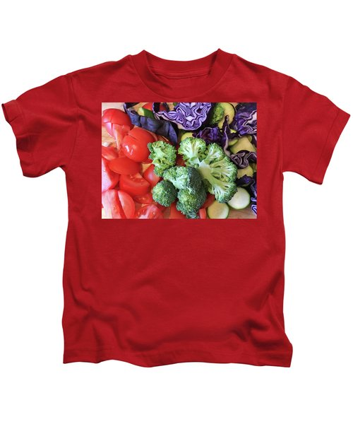 Raw Ingredients Kids T-Shirt