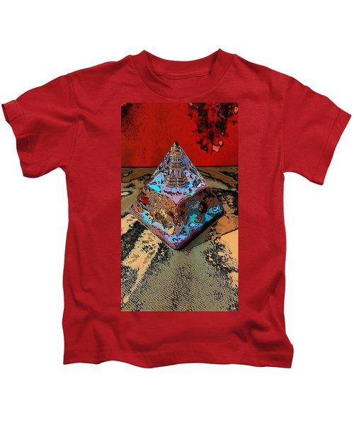 Abstract Orgone Kids T-Shirt