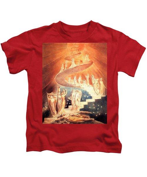Jacobs Ladder Kids T-Shirt
