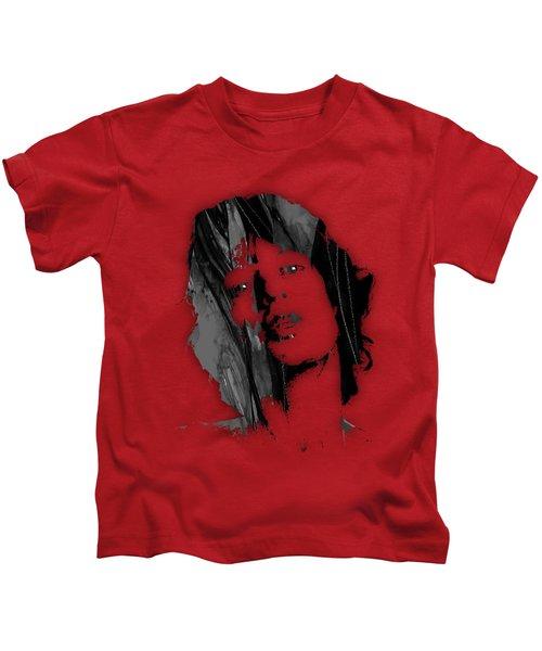 Mick Jagger Collection Kids T-Shirt