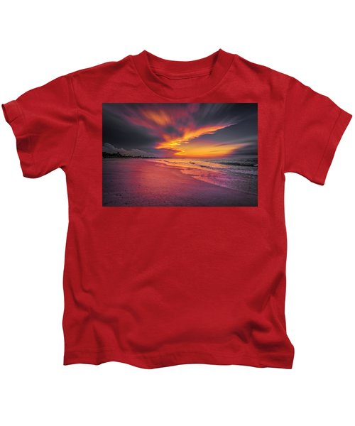 Dominicana Beach Kids T-Shirt