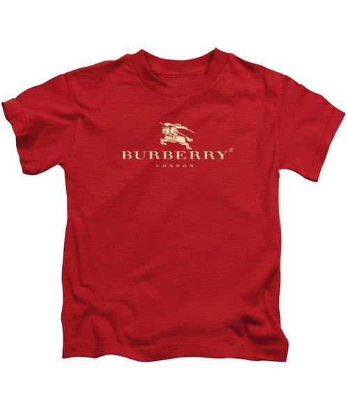 Burberry And Fashion Kids T-Shirt