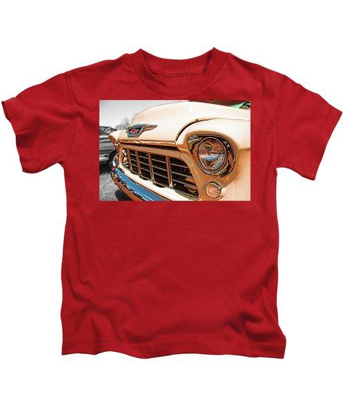 '55 Chevy 3100 Kids T-Shirt
