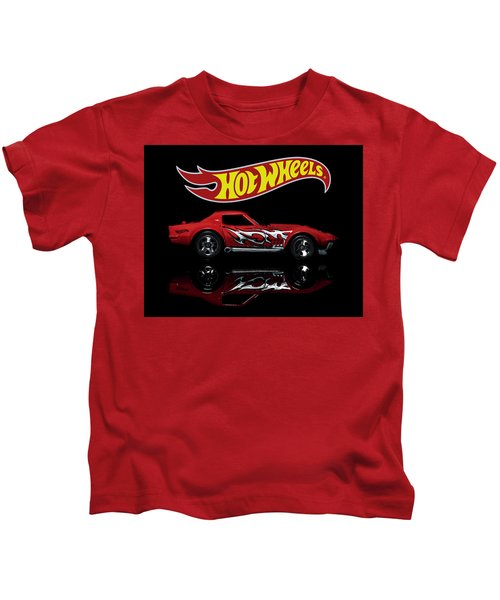 '69 Chevy Corvette Kids T-Shirt