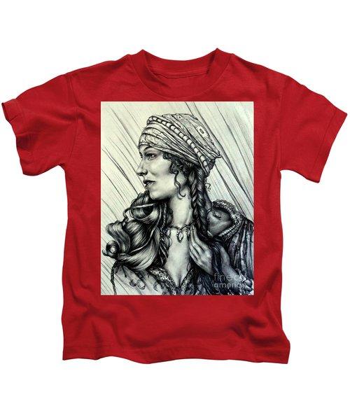 A Beautiful Soul Is Never Forgotten Kids T-Shirt