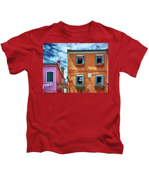 A Fragment Of Color Kids T-Shirt