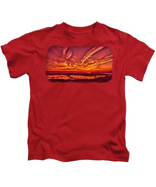 A New Maine Day Kids T-Shirt