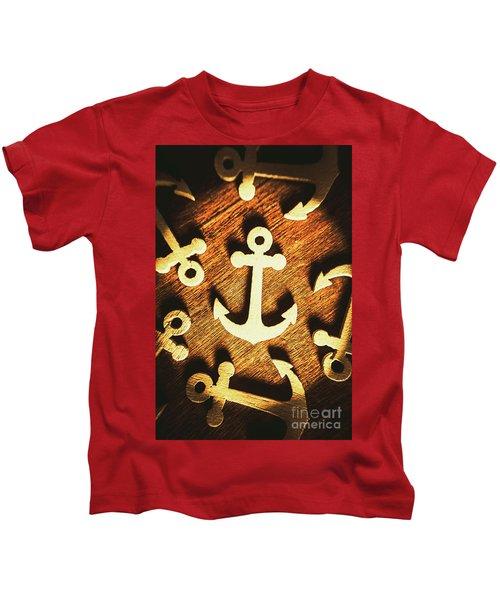 A Sailors Badge Kids T-Shirt