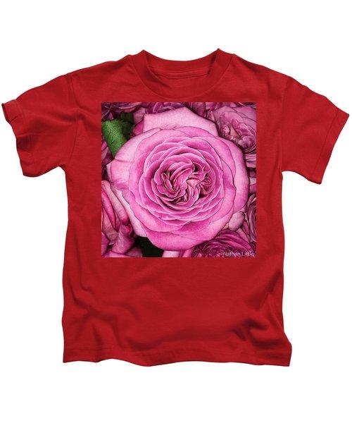 A Thousand Petals Kids T-Shirt