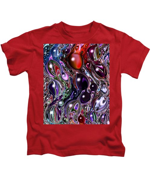 Abstract 62316.7 Kids T-Shirt