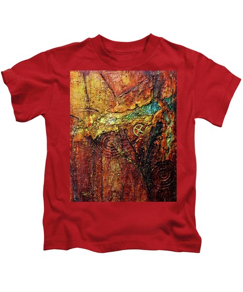 Abstract Rock 2 Kids T-Shirt