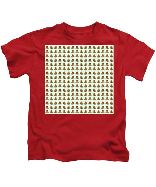 Abstract Square 118 Kids T-Shirt
