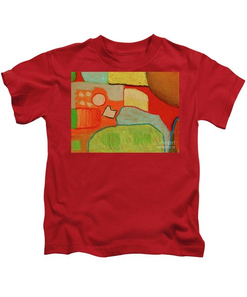 Abstraction123 Kids T-Shirt