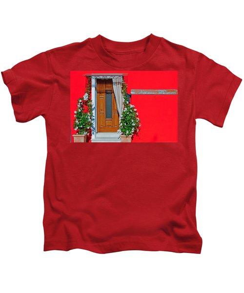 A-door-ned Kids T-Shirt