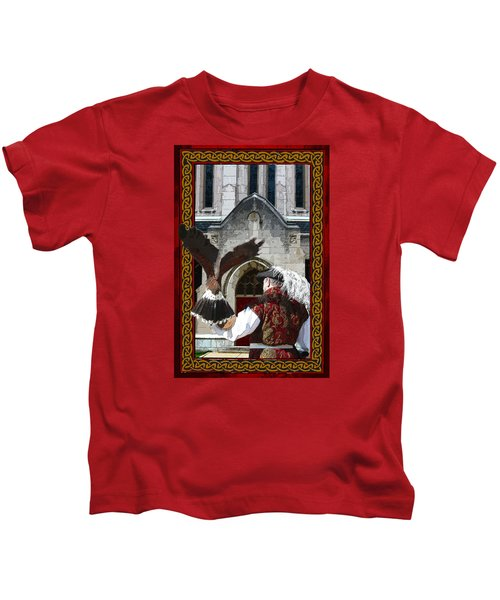 The Falconer Kids T-Shirt