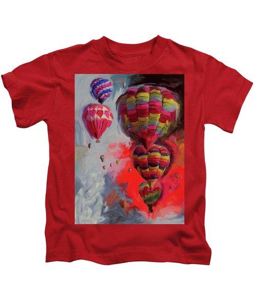 Albuquerque International Balloon Fiesta 4 255 2 Kids T-Shirt
