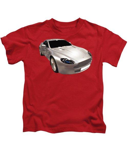 Am Sports Car Art Kids T-Shirt