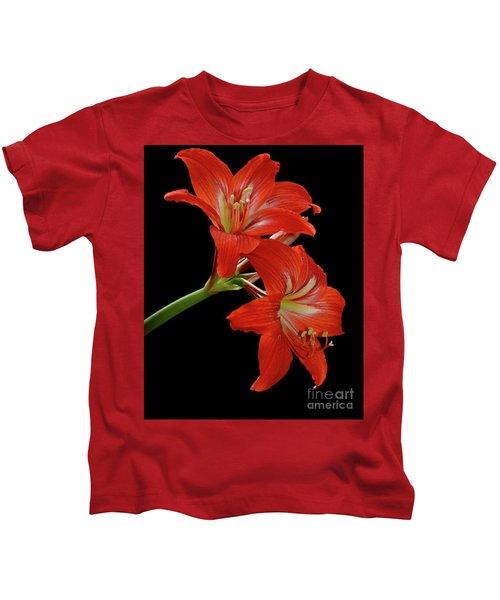 Amaryllis Kids T-Shirt
