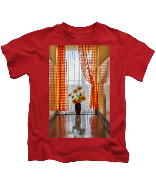 Amber View Kids T-Shirt