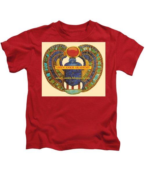 Amen Ankh Akademy Kids T-Shirt