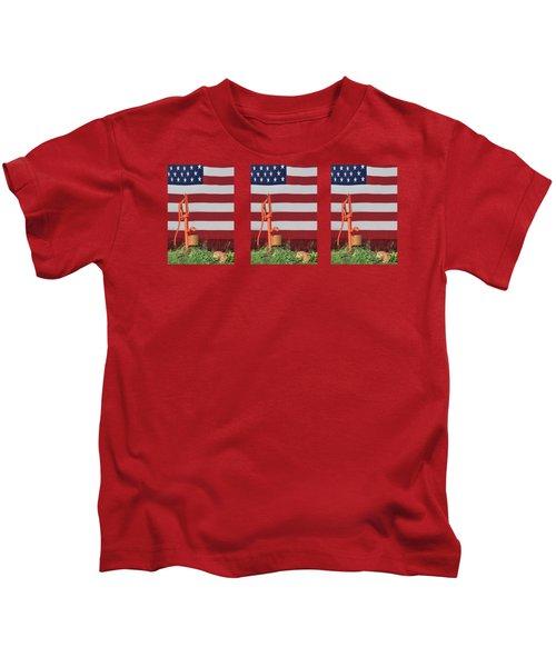 American Farm - 2 - Mug Kids T-Shirt
