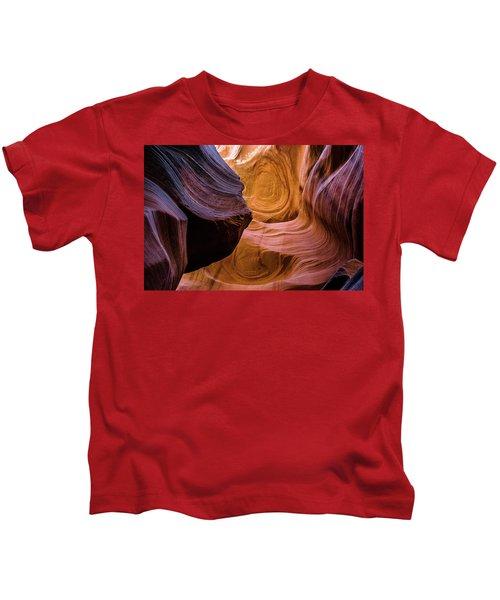 Antelope Canyon 12 Kids T-Shirt