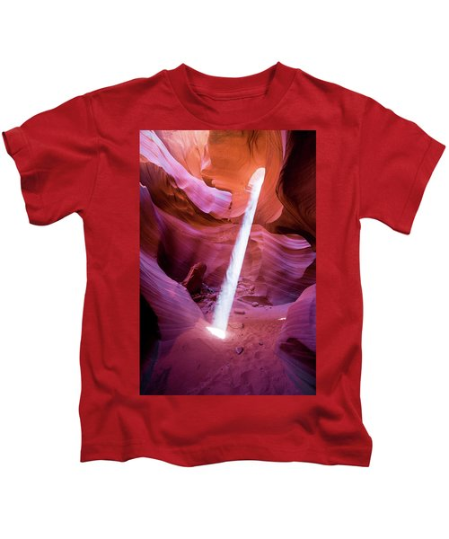 Antelope Canyon Kids T-Shirt