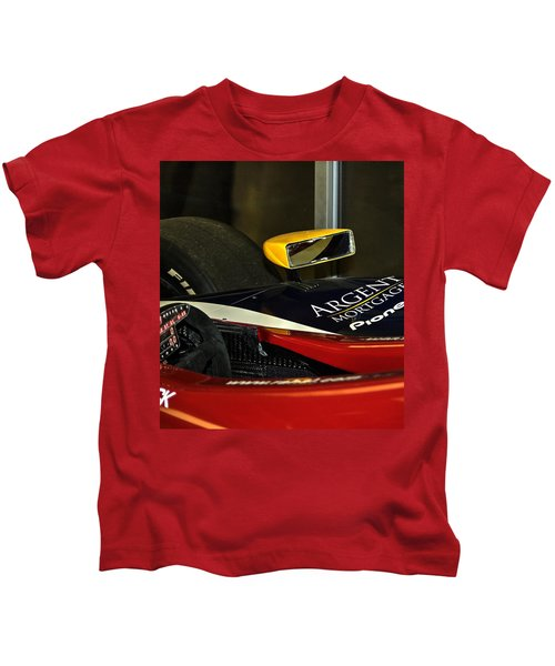 Argent Mortgage Pioneer Indy Car 21162 Kids T-Shirt