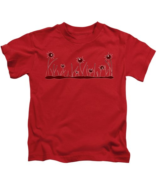 Line Of Defense Kids T-Shirt