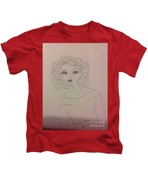Ashley Barbour Kids T-Shirt