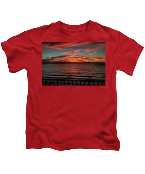 Atlantic Sunrise Kids T-Shirt