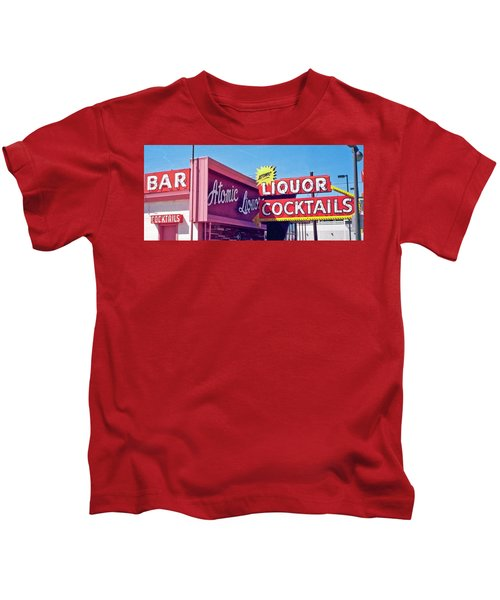 Atomic Liquors Kids T-Shirt