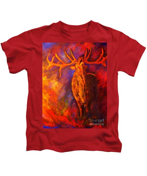 Autum-serenade Kids T-Shirt