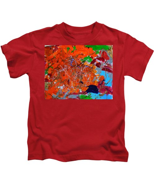 Autumn Falls Kids T-Shirt
