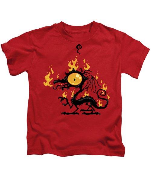 Backfire Kids T-Shirt