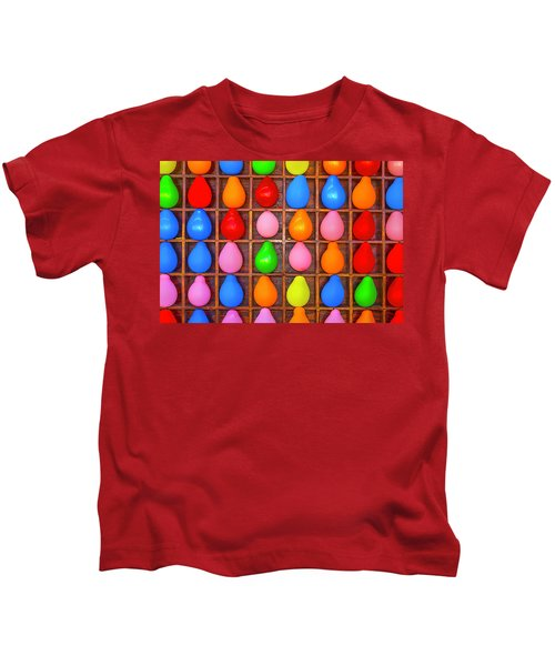 Balloon Game Kids T-Shirt