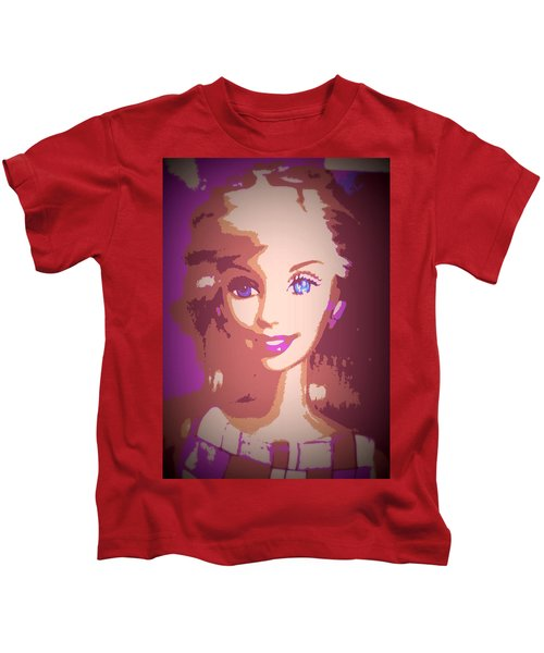 Barbie Hip To Be Square Kids T-Shirt