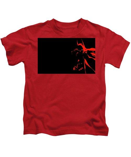 Batman Dark Victory Kids T-Shirt