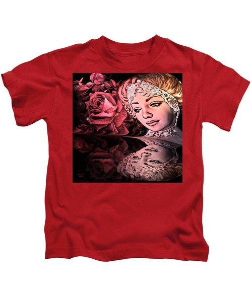 Beautiful Reflections Kids T-Shirt