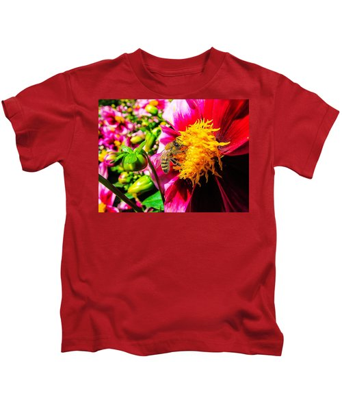 Beauty Of The Nature Kids T-Shirt