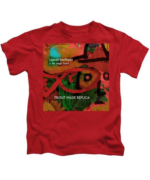 Beefheart Album Cover Kids T-Shirt