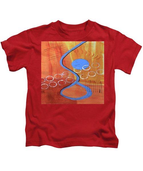 Below The Line Kids T-Shirt