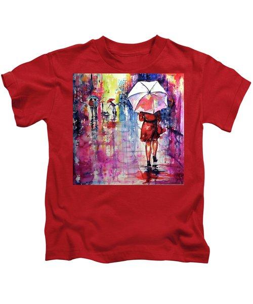 Big Rainy Day Kids T-Shirt