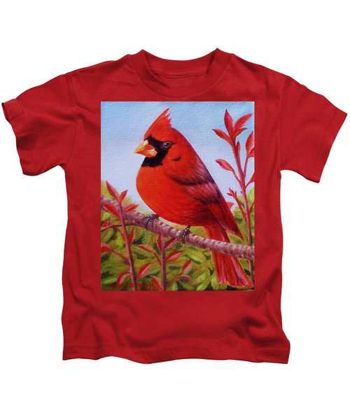 Big Red Kids T-Shirt