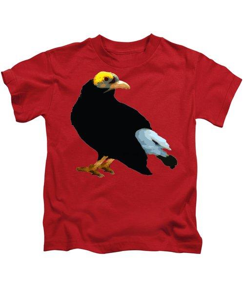 Bird Art Kids T-Shirt