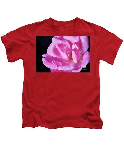 Blooming Rose Kids T-Shirt