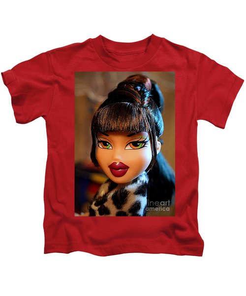 Bratz Funk Out Jade Kids T-Shirt